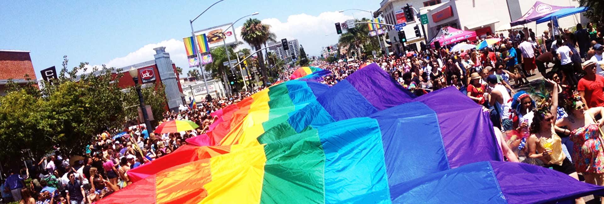 San diego california gay bisexual club