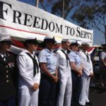 Freedom to Serve - SD Pride