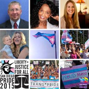 Trans Community Grand Marshal
