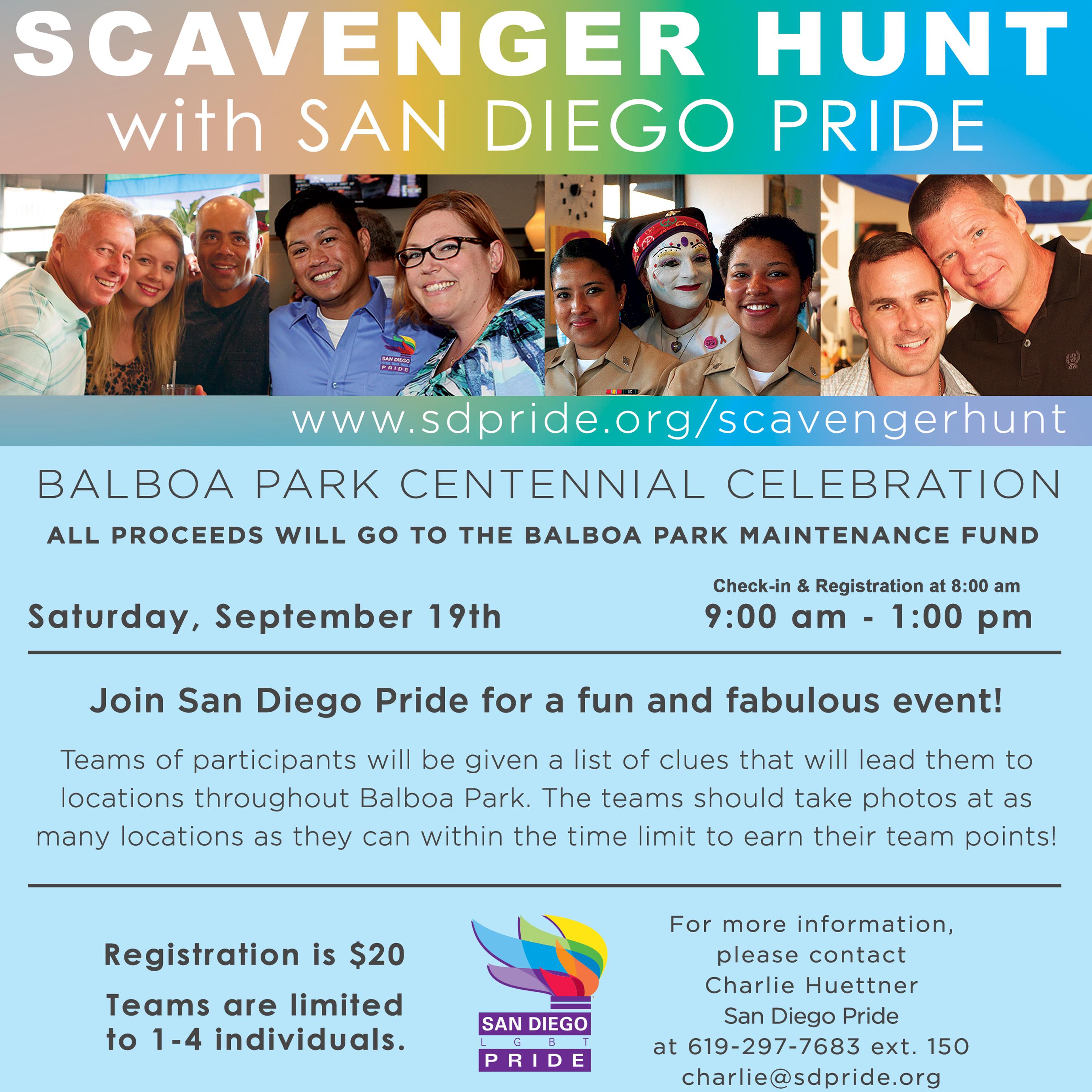 Updated Scavenger-Hunt