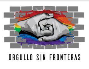 Description: Pride Without Borders Logo