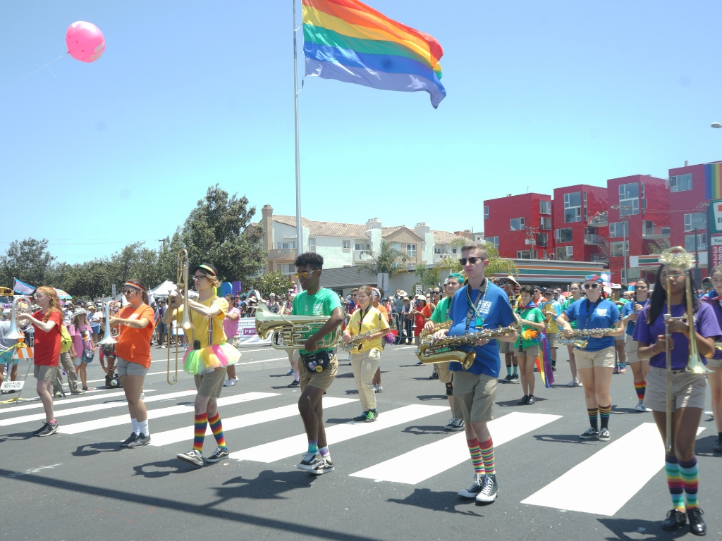 from Agustin pacific pride association gay