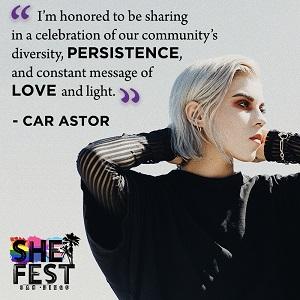 Car Astor - She Fest Quote - Copy