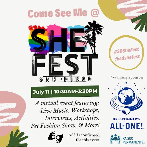 She Fest Virtual