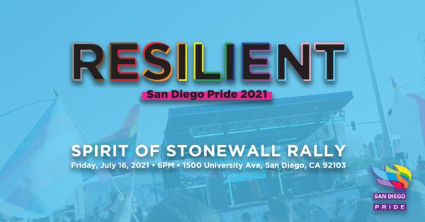 Spirit of Stonewall Rally - Banner